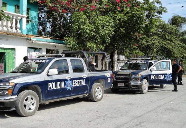Falta evaluar a elementos policíacos para que estén dentro del rango de la Policía Acreditable. (Redacción/SIPSE)
