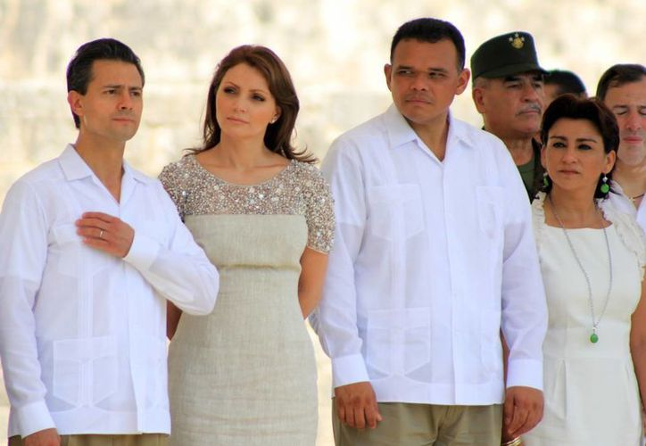 Yucatán tiene relevancia en los planes del presidente de la República, Enrique Peña Nieto. (Milenio Novedades)