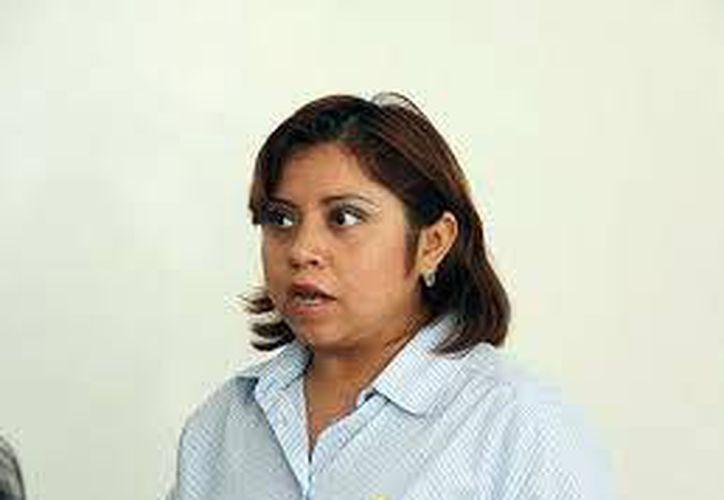 La contralora Yazmín Castillo Ojeda regresará a sus labores el próximo 5 de enero. (Milenio Novedades)