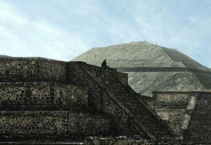 Este sitio arqueológico está situado a unos 50 kilómetros al norte de la Ciudad de México. (Contexto/Internet)