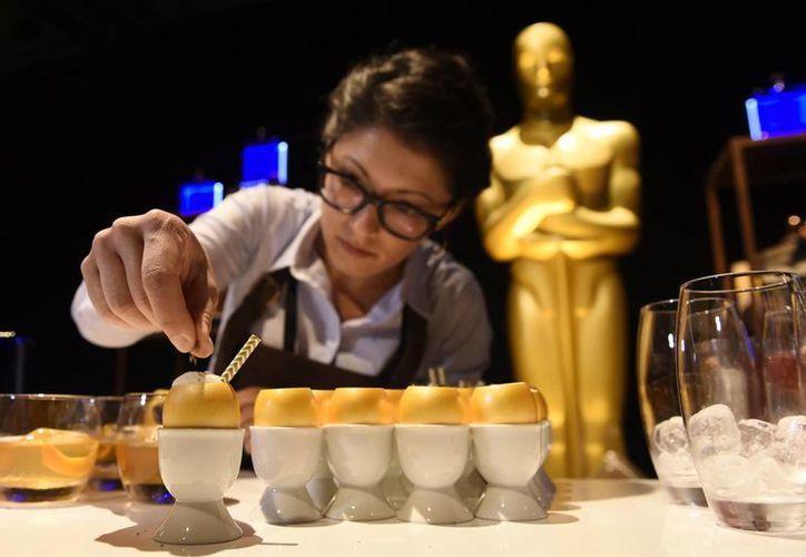 La próxima entrega de premios Oscar, que se llevará a cabo el 28 de febrero, contará con puros nominados y nominadas de tez blanca. (AP)