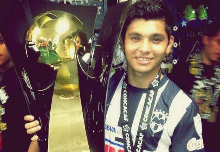Jesús Corona 'Tecatito' acabó en días pasados su contrato con Monterrey. (Facebook oficial)
