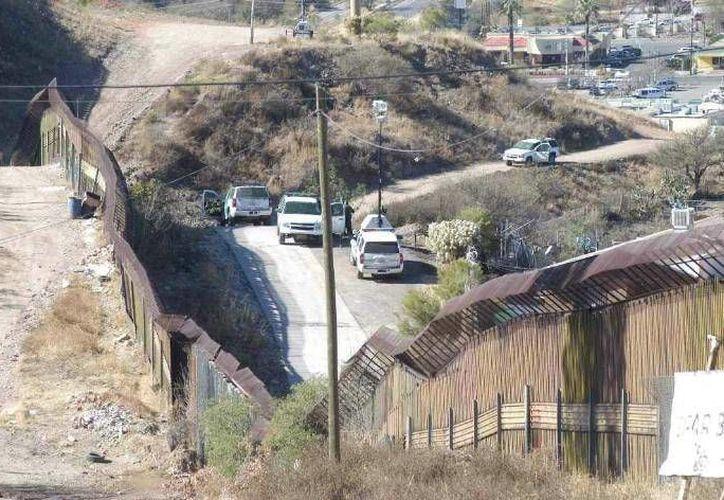 Estos reforzamientos están enfocados a redoblar el combate contra los cruces ilegales y el tráfico de drogas. (Archivo/Agencias)