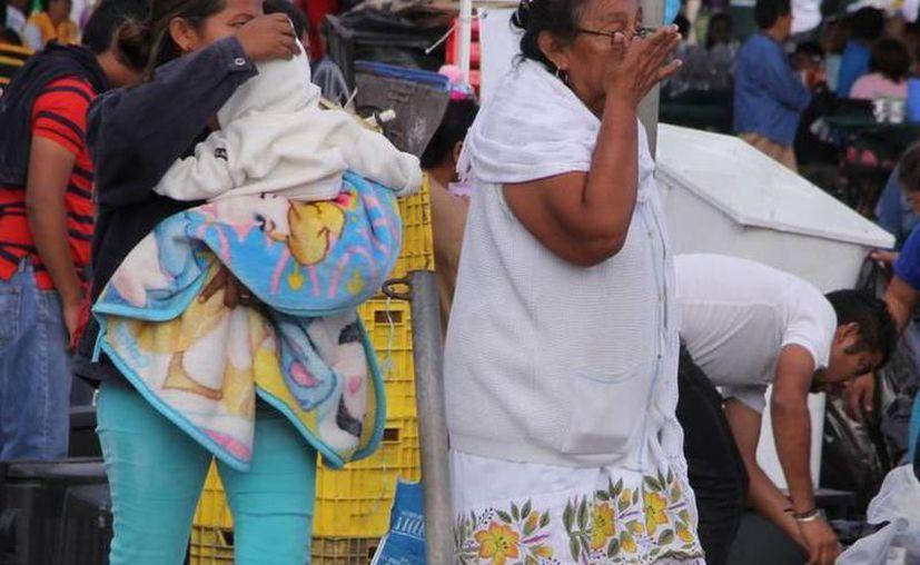 En Yucatán, para el fin de semana y hasta el lunes, se prevé que el frente frío 11 y una onda tropical afecten de manera moderada a la región. (Archivo/Sipse)
