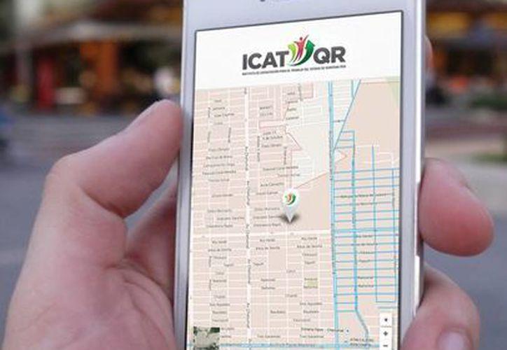 """""""Hazlo Posible ICAT QRoo"""", tiene como propósito acercar y facilitar a la población los cursos de capacitación. (Ángel Castilla/SIPSE)"""
