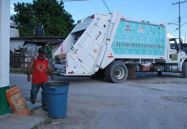 De aprobarse la concesión del manejo final de los residuos, el Ayuntamiento ya no tendrá responsabilidad del relleno sanitario. (Harold Alcocer/SIPSE)