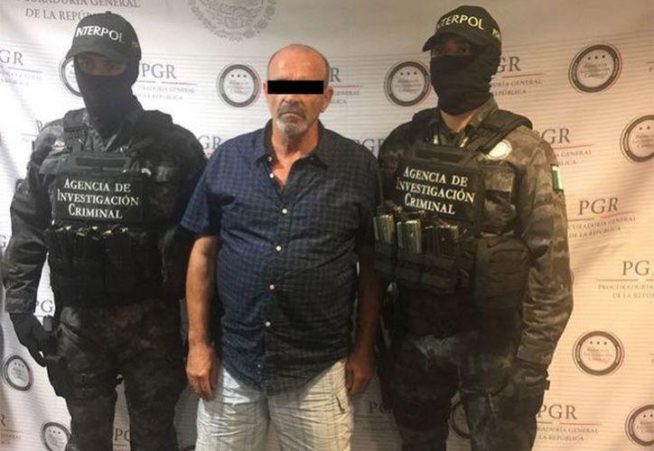 La situación migratoria del detenido en México era irregular. (Excelsior)