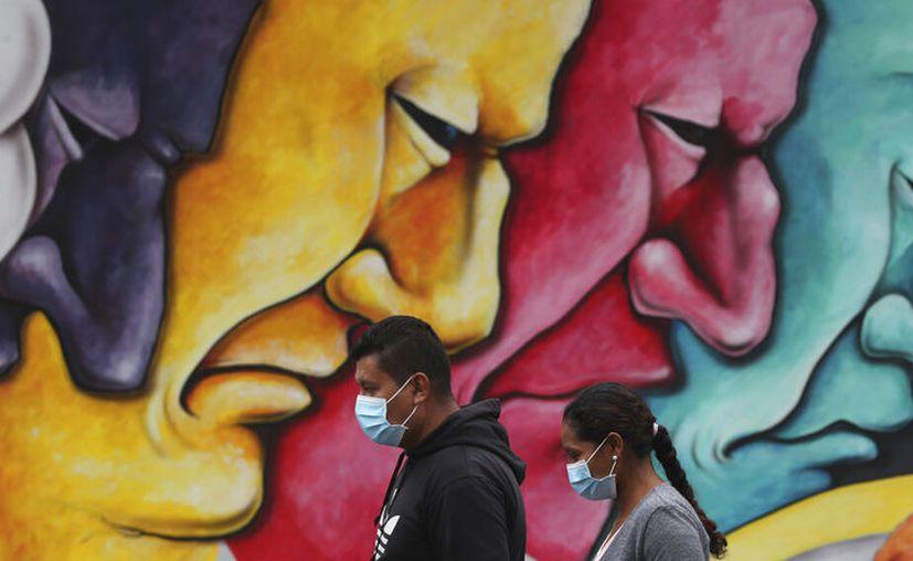 (AP/Dolores Ochoa)