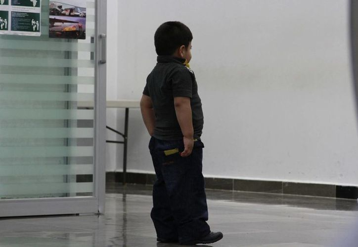 Los menores necesitan actividad física a través de una interacción educativa. (Harold Alcocer/SIPSE)