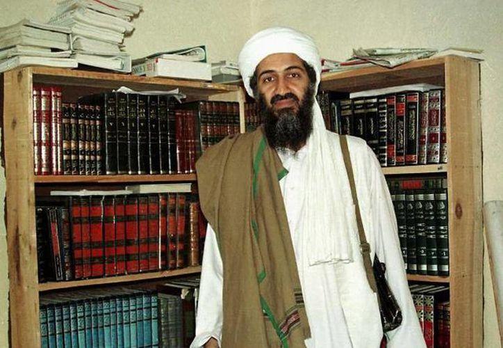 Osama bin Laden es el fundador de la red terrorista Al Qaeda. (Archivo)