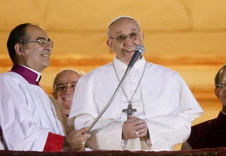 Al nuevo Papa lo recuerdan como una persona sencilla y un buen pastor. (Agencias)