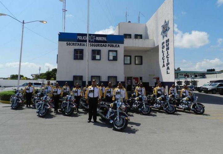 El secretario de Seguridad Pública de Benito Juárez asegura que desde que asumió el cargo ha despedido a 310 elementos acusados de cometer diversos delitos. (Redacción/SIPSE)