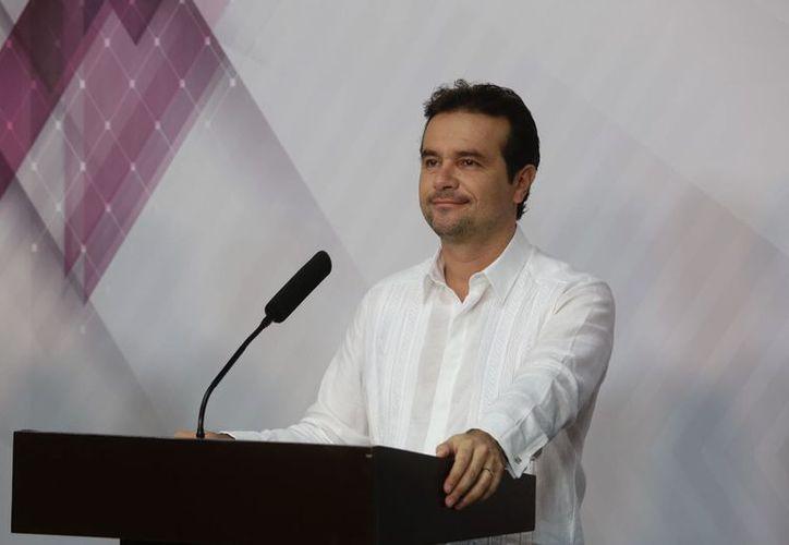 """""""Nuestro proyecto es productivo, inclusivo, participativo y solidario con los que menos tienen y los que más lo necesitan"""", afirmó Pedro Joaquín."""
