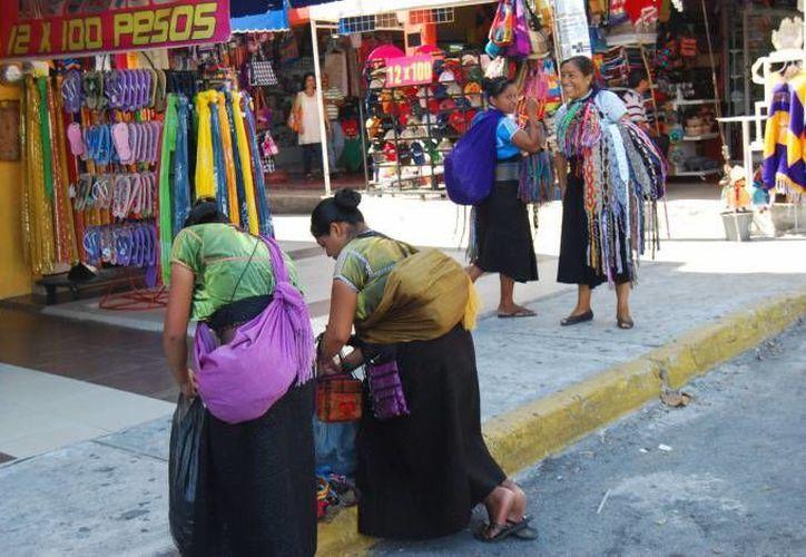 A pesar de ser poseedores de una cultura ancestral, muchos índigenas rechazan sus orígenes debido a la discriminación y al maltrato. (Redacción/SIPSE)