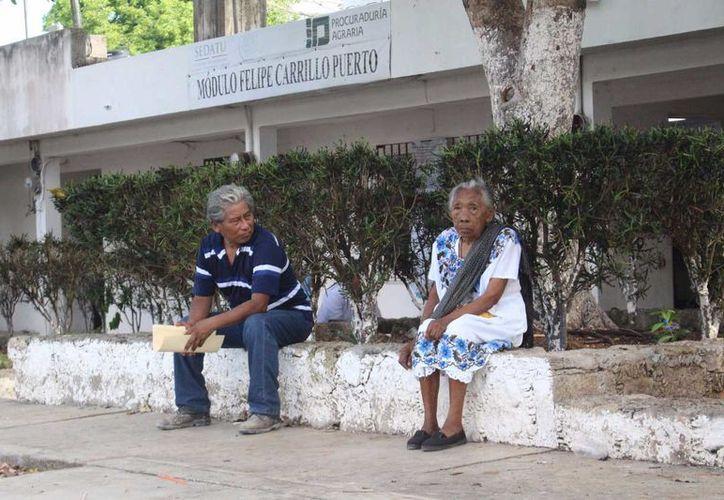 De acuerdo con estadísticas del Instituto Quintanarroense de la Mujer, en el año 2016, se atendieron 197 casos de algún tipo de violencia. (Jesús Caamal/SIPSE)