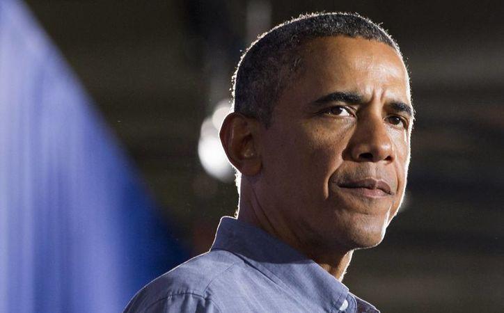 Obama había advertido que Siria 'cruzó la línea roja'. (Agencias)