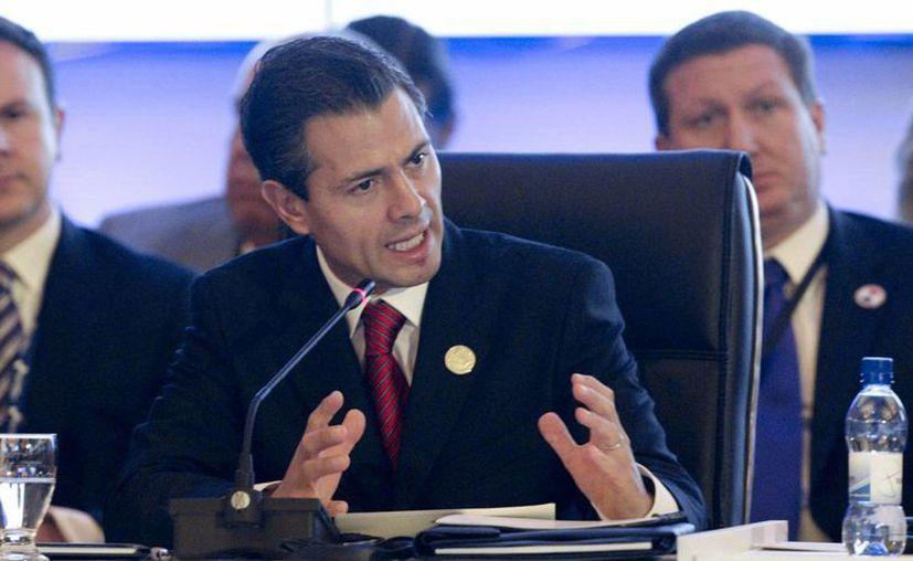 El gobierno de Peña Nieto no ha hecho comentarios enérgicos. (Archivo/Notimex)