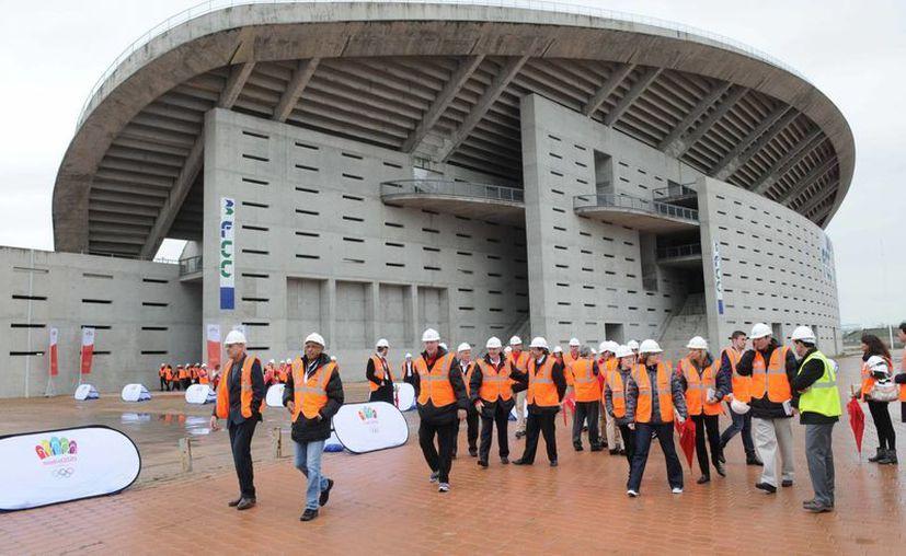 Madrid destacó que cuenta con casi toda la infraestructura necesaria para albergar los Juegos Olímpicos de 2020. (madrid.es)