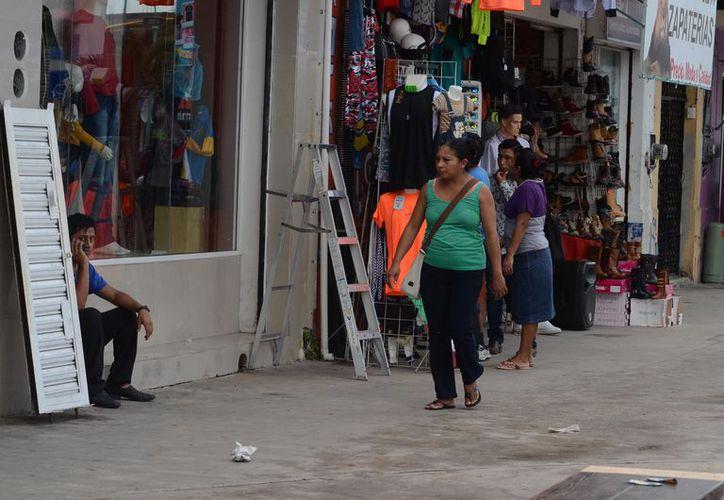 Quintana Roo ocupa el lugar número 15 entre las entidades con reducción en el comercio al por mayor. (Joel Zamora/SIPSE)