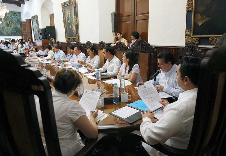 El Cabildo acordó un convenio de colaboración con la Universidad Valle de Grijalva Zona Norte. (SIPSE)