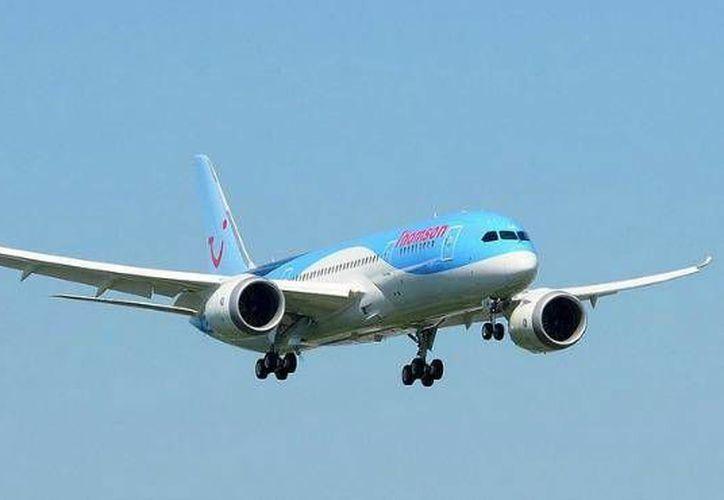 La nueva frecuencia Dublín-Cancún, será operada por por Falcon Holidays y Thomson, empresa miembro de TUI Group. (Contexto/Internet)