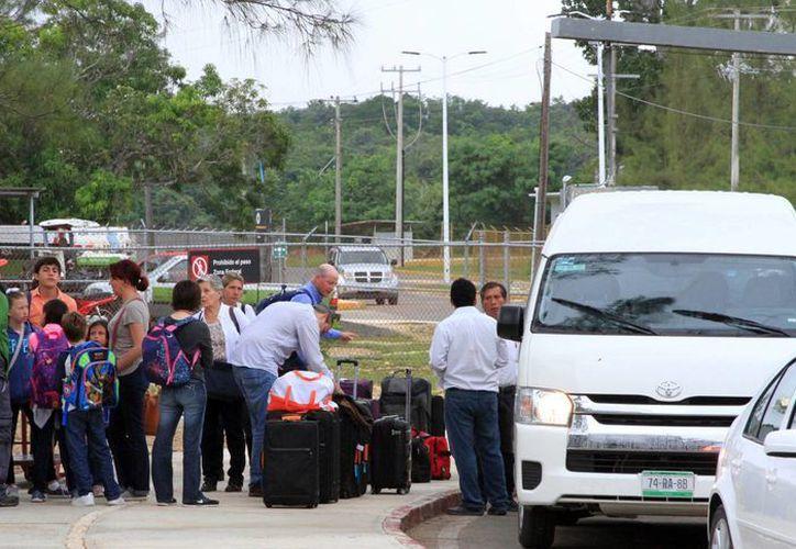 Con la promoción turística, empresarios esperan un repunte en el número de visitantes. (Ángel Castilla/SIPSE)