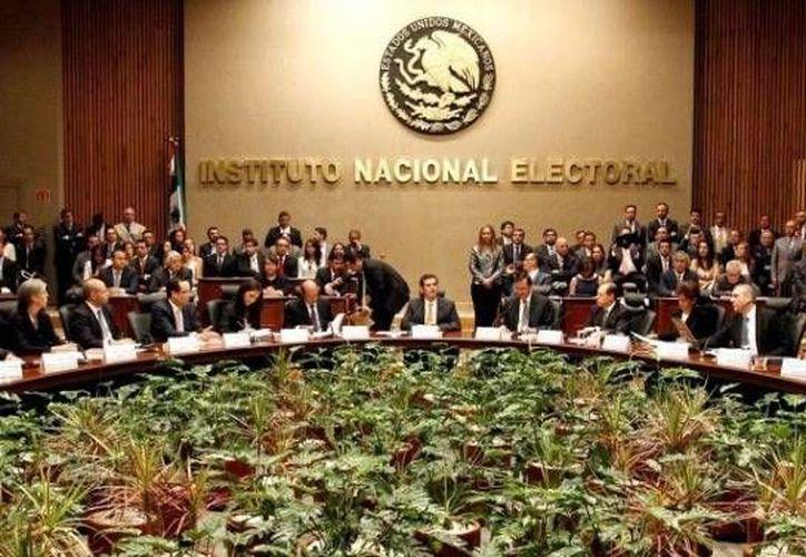 Por primera vez el INE tendrá injerencia en procesos estatales como resultado de la nueva ley electoral. (Archivo/Notimex)