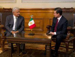 AMLO habla sobre la reunión con Peña Nieto