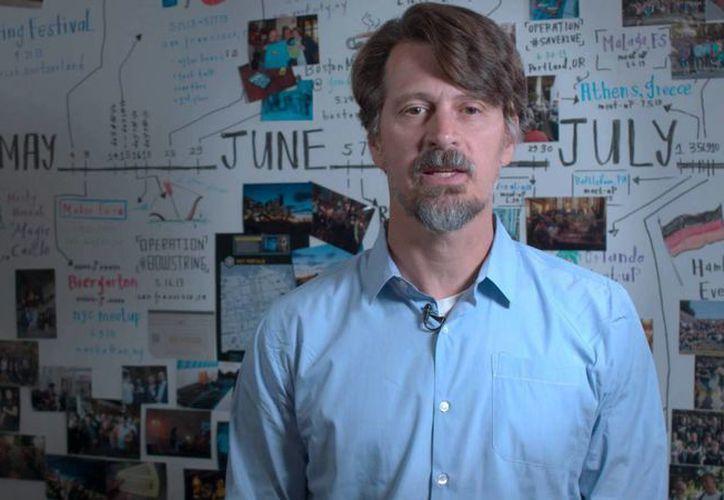 John Hanke, de 49 años, es el creador del juego Pokémon Go. (playgroundmag.net)