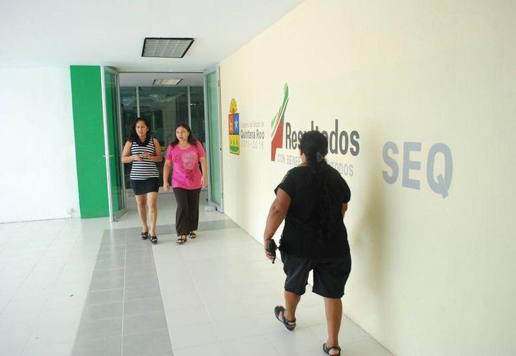 La SEQ considera que la Reforma Educativa trae beneficios para todos. (Tomás Álvarez/SIPSE)
