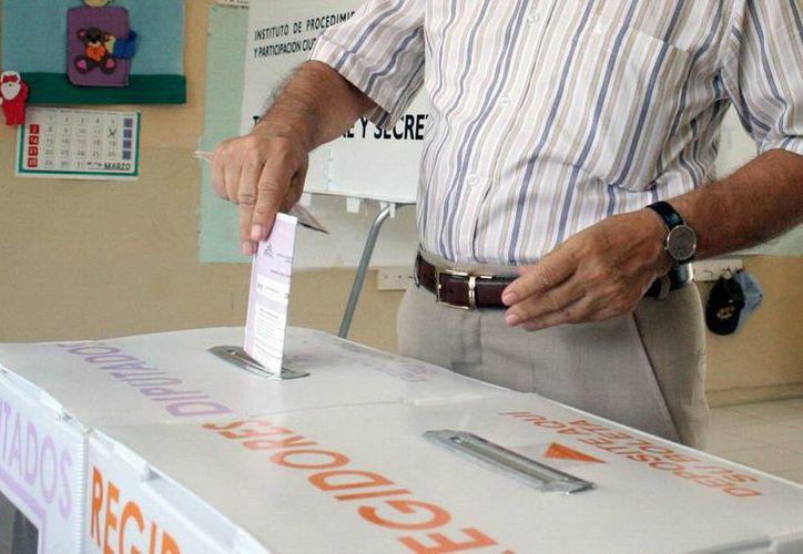 Para las elecciones de 2015 en Yucatán se instalarán casillas únicas para votar por cargos federales como locales. (Milenio Novedades)