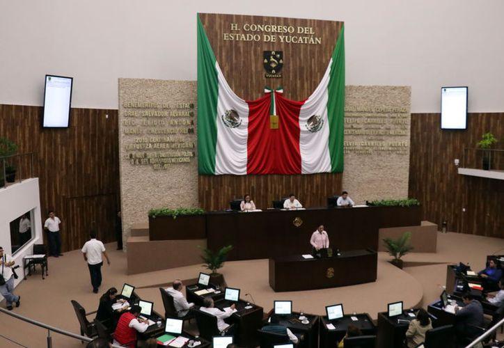 La propuesta de ahorro fue presentada por los diputados de Morena.( Foto: Daniel Sandoval)