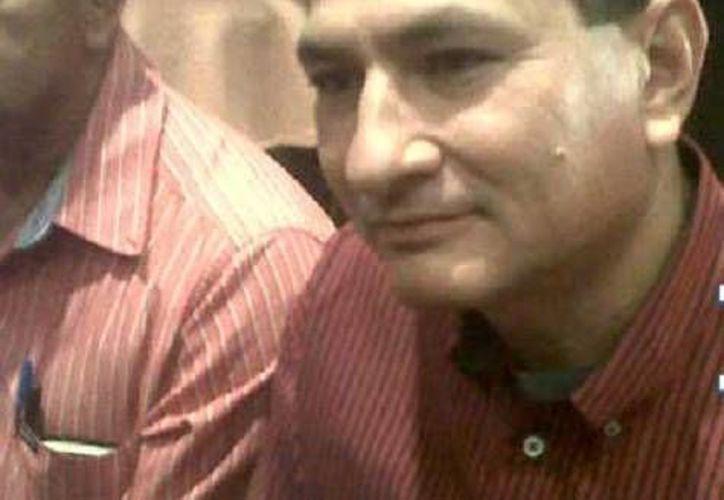 Jesús Cruz Valencia, alcalde de Aguilila, fue dictado formalmente preso poco después de rendir declaración preparatoria.(vozdemichoacan.com.mx)
