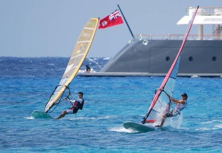 Los veleristas mexicanos superaron el selectivo interno. (Redacción/SIPSE)