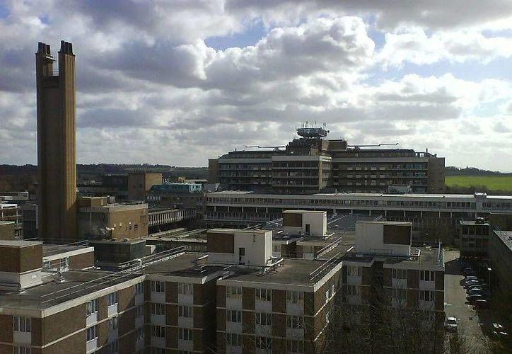 Hospital Addenbrooke de Cambridge, uno de los que incinera los fetos. (Foto: www.aciprensa.com)