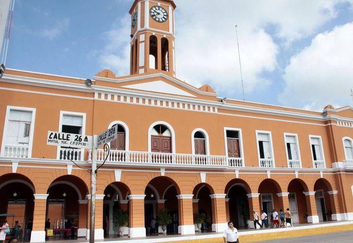 El Ayuntamiento de Motul figura entre los que han recibido nuevas demandas en lo que va del año. (Archivo/ Milenio Novedades)