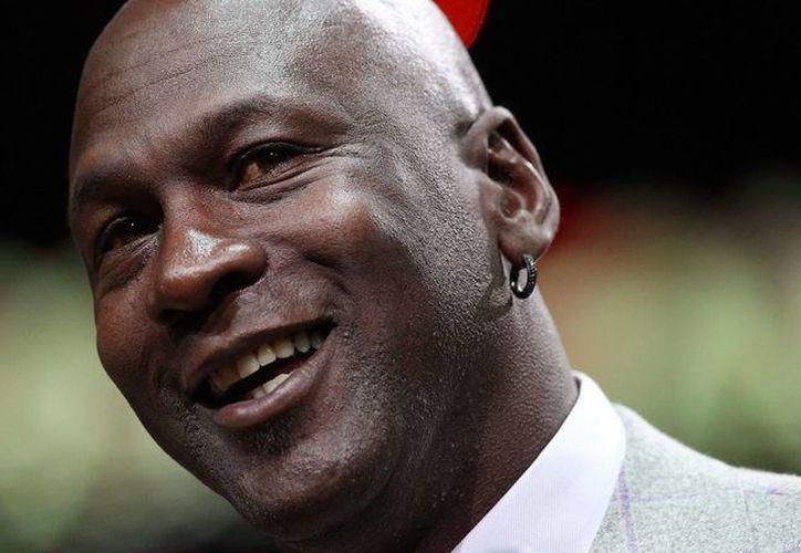 La leyenda de las duelas en la NBA será integrado al recinto internacional de la FIBA el 19 de septiembre. En la foto Jordan durante un evento de la revista Forbes. (forbes.com)