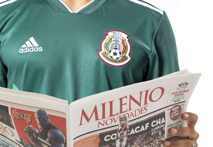 Milenio Novedades lanza kit mundialista: Jersey y balón oficial+suscripción   (Especial)