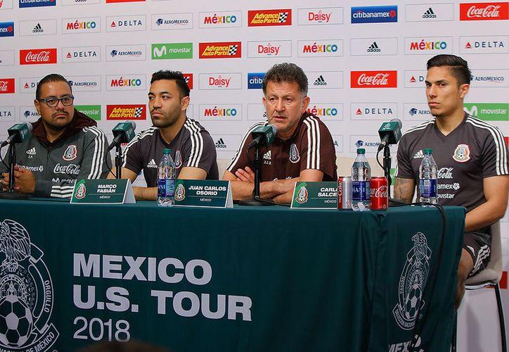 Juan Carlos Osorio, dará a conocer la primera lista de 35 jugadores, que para el 4 de junio deberá reducirse a 23. (Jam Media)