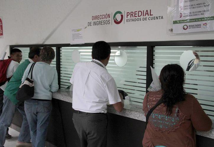 Se contempla la habilitación de 50 cajas y el pago vía internet. (Tomás Álvarez/SIPSE)