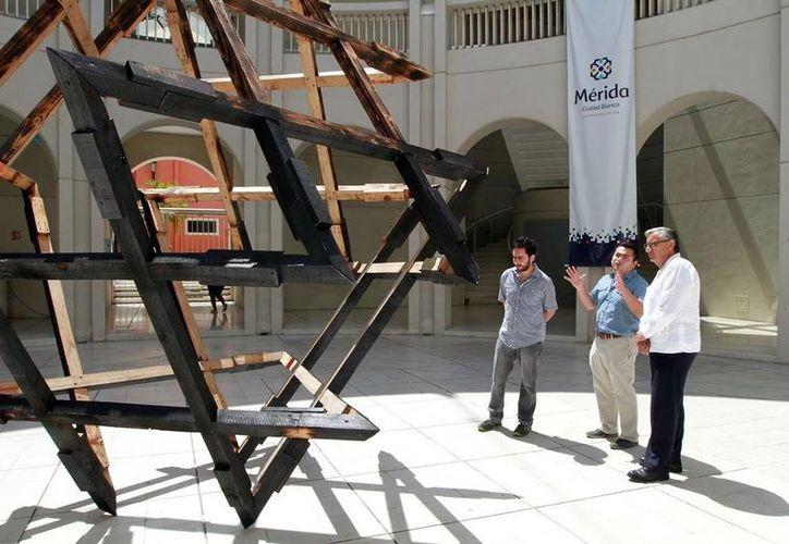 En la exposición se podrá encontrar los diferentes trabajos de escultura, pintura, video, arte gráfico y revistas. (Milenio Novedades)
