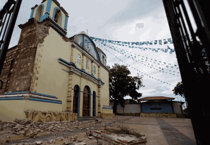 La magnitud del daño ha sido tal que sólo en remoción de escombros durante los primeros 30 días se invirtieron 330 millones de pesos. (AP, Archivo)