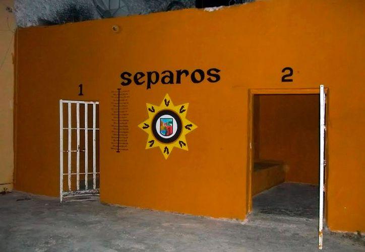 En una cárcel de Yucatán, policías aseguran que se aparece el fantasma de un ahorcado. (Jorge Moreno/SIPSE)