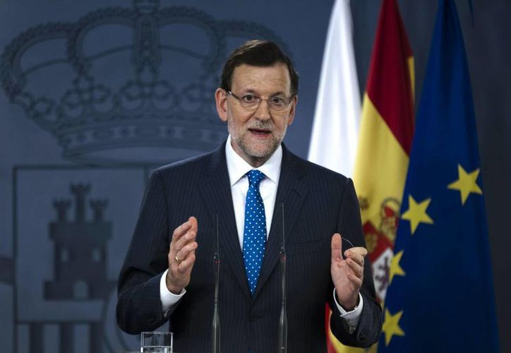 Aquí hay un Gobierno estable: Rajoy. (EFE)