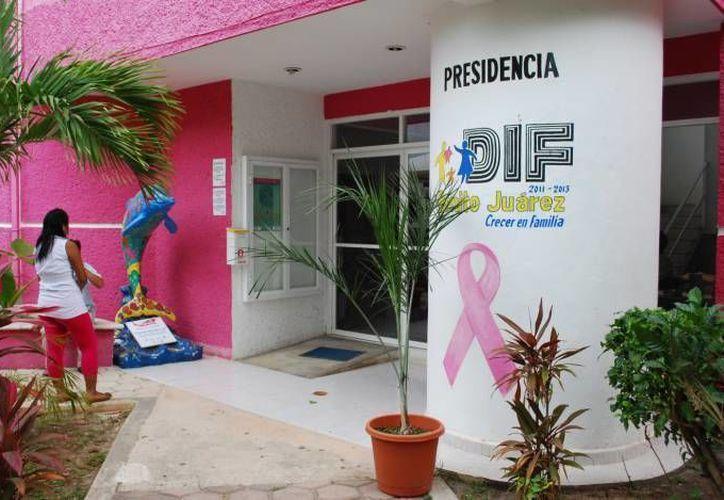 María y Lucero fueron entregadas al DIF luego de huir de La Casita hace 11 meses. (Eric Galindo/SIPSE)