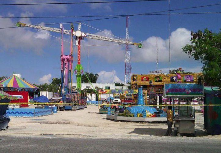 El lugar fue clausurado y debe pagar una multa de entre 70 mil a 100 mil pesos. (Redacción/SIPSE)