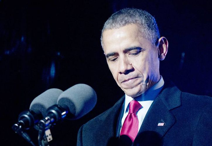 Obama reiteró que su gobierno combatirá al grupo yihadista Estado Islámico. (AP)