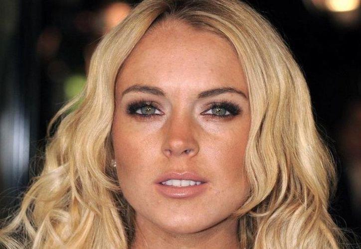 La actriz de 29 años Lindsay Lohan dijo que quizás participe en la 'contienda' por la Casa Blanca y agradecio al presidente de los Estados Unidos, Barack Obama, por  'inspirarnos a ser mejores personas'. (Archivo AP)