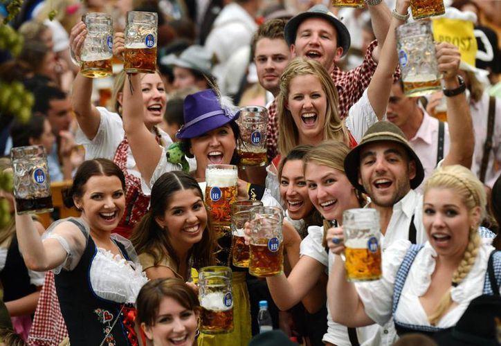 Cancún celebrará el Oktoberfest en la zona hotelera el próximo viernes. (Contexto)
