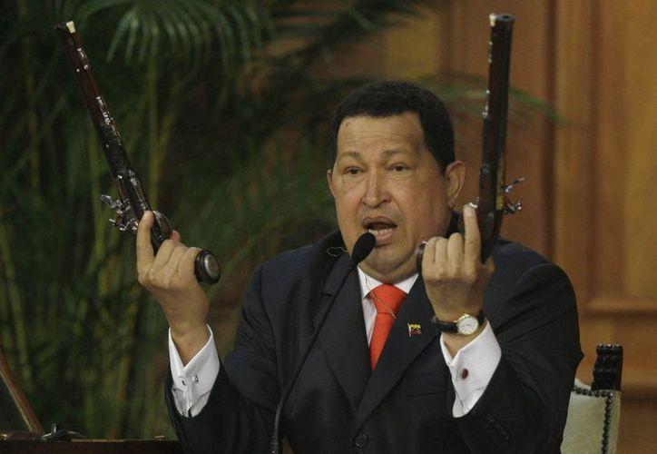Hugo Chávez fue sometido a cirugía el pasado 11 de diciembre en Cuba. (Agencias)